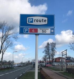 Boatrental-Giethoorn parkeren