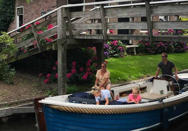 Private guide in Giethoorn